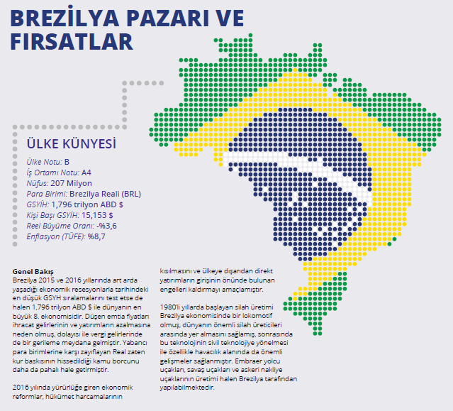 Brazilian Market and Opportunities